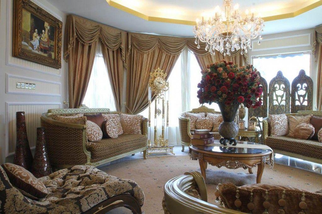 JGayaHidup DekorRumah Hiasan Bagaikan Istana2b
