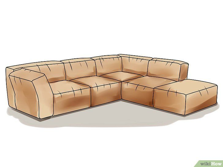 Gambar berjudul Arrange Living Room Furniture Step 9