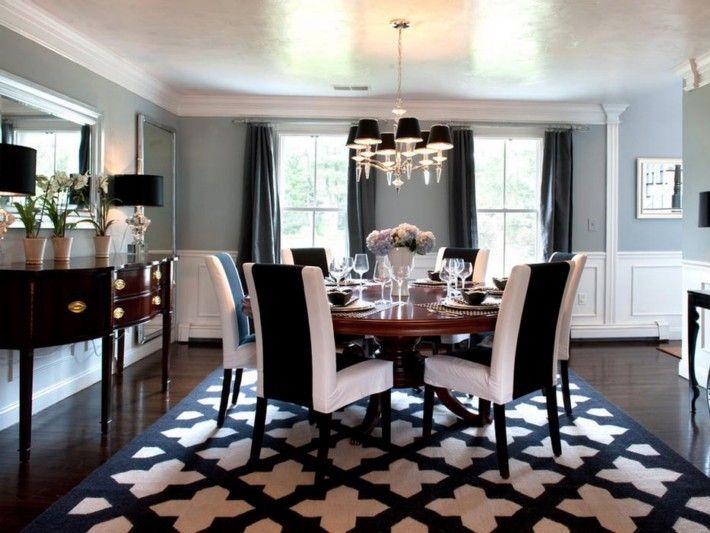 Hiasan Dalaman Ruang Tamu Perabot Jati Berguna 70 Model Meja Makan Minimalis Kayu Jati Di Ruang Makan