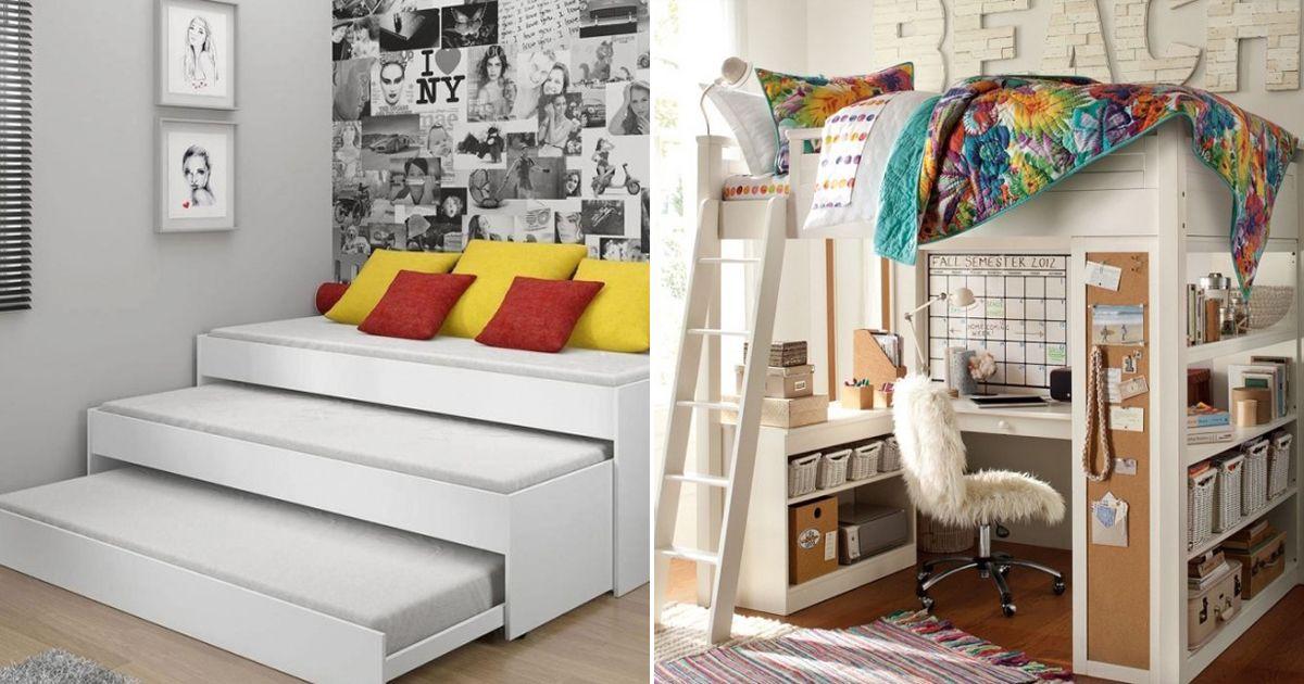 Hiasan Dalaman Ruang Tamu Simple Power Bilik Tidur Sempit Inilah 12 Idea Dekorasi Ruangan Kecil Yang Boleh