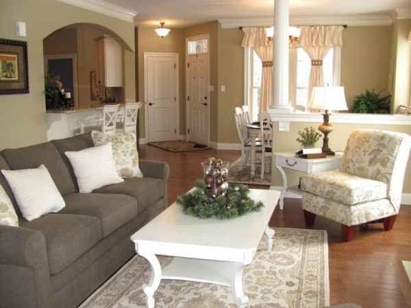 Hiasan Dalaman Rumah 2 Tingkat Penting Dekorasi Ruang Tamu Tanpa Sekatan 16 Cantik Ide Kreatif Dari