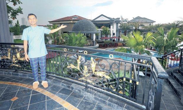 Mahligai Aliff Syukri dilengkapi 30 bilik kos dalaman RM11 juta