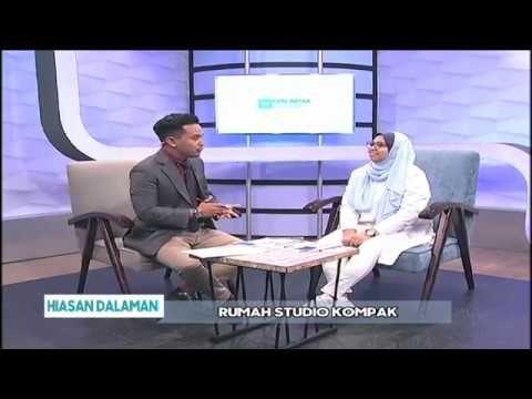 MHI HIASAN DALAMAN STUDIO RUMAH KOMPAK