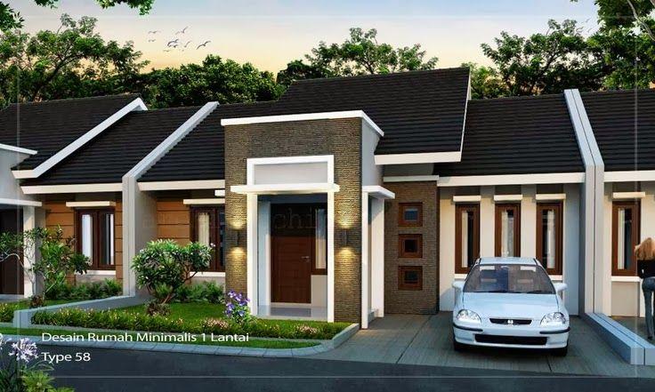 Rumah sederhana Mudah ini diperlukan untuk menarik pembeli dan pelbagai lapisan masyarakat yang menginginkan konsep yang sederhana tetapi mempunyai