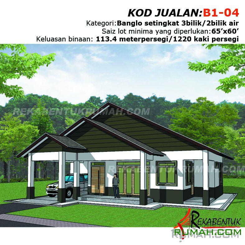 Bina Rumah Banglo Mewah Anda Bermula Dengan Harga Dibawah RM100 000