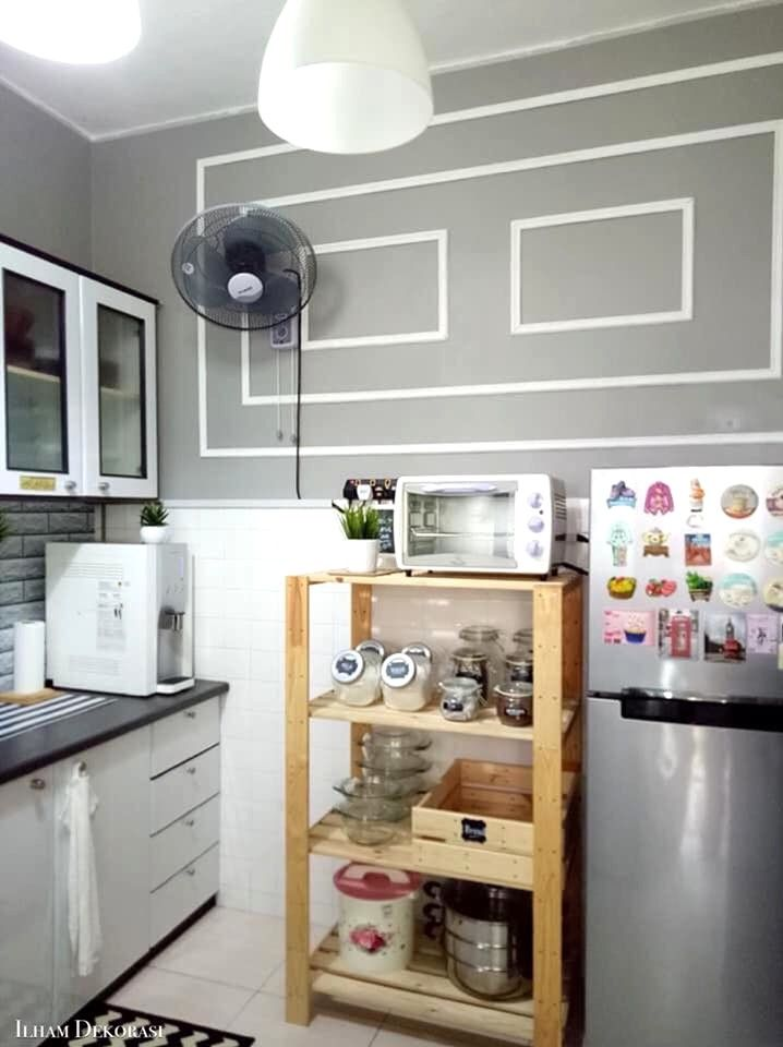 Gallery for Decoration Dapur Rumah Flat