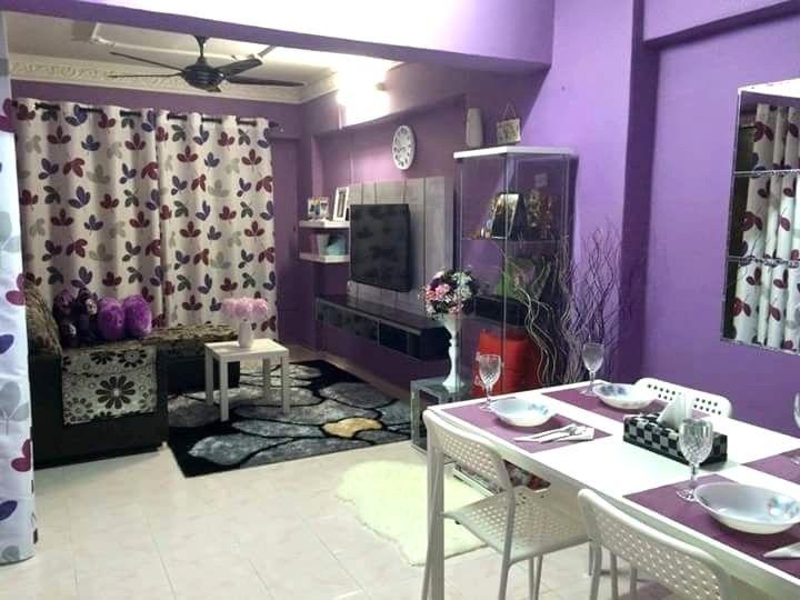 Gallery for Deco Rumah Flat Kos Rendah
