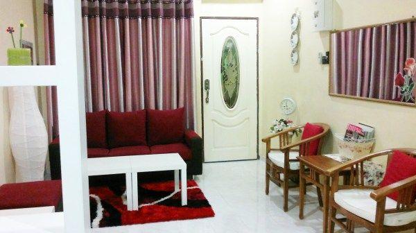 Deco Rumah Flat Kos Rendah Bilder Ideen