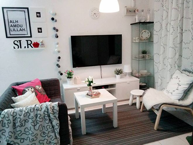 Hiasan Dalaman Rumah Ikea Hebat Dekorasi Rumah Dengan Barangan Ikea