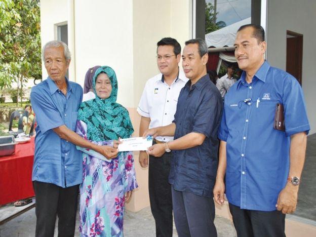 SPNB bina Rumah Mesra Rakyat reka bentuk baru