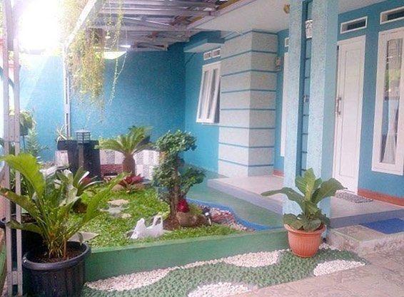 Hiasan Dalaman Rumah Minimalis Berguna Model Teras Rumah Cantik