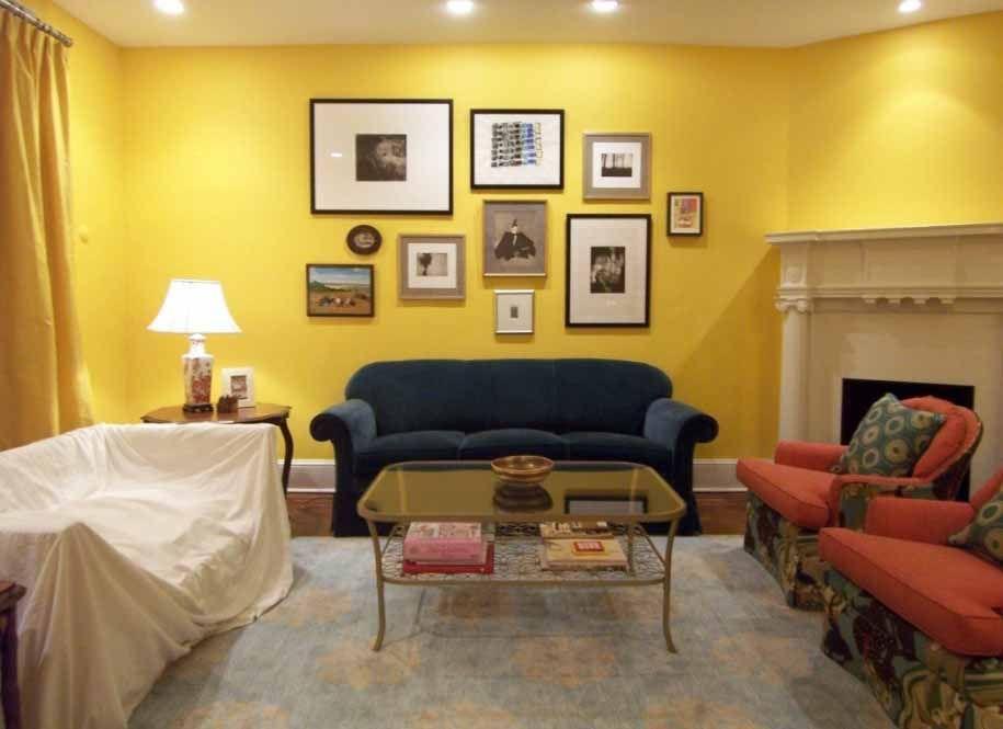 Hiasan Dalaman Rumah Sederhana Terbaik Contoh Perpaduan Warna Cat Ruangan Rumah Minimalis Keutamaan