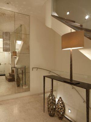 Hiasan Dalaman Rumah Sempit Terbaik Cermin Di Hiasan