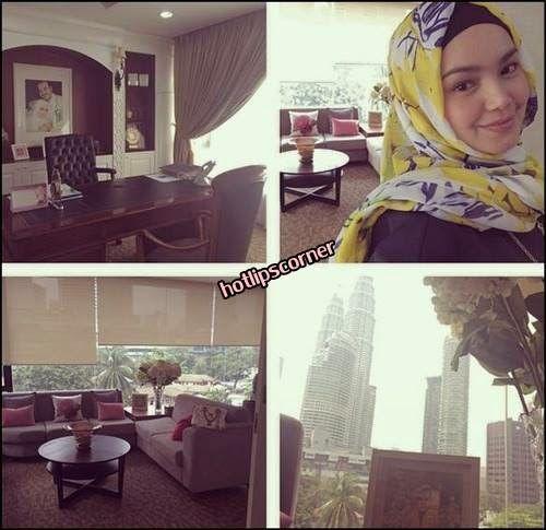 Hiasan Dalaman Rumah Siti Nurhaliza Power Terbeliak Bijik Mata Tengok Inilah Rupanya Foto Foto Eksklusif