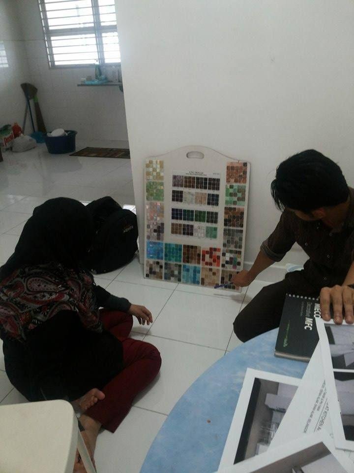 Hiasan Dalaman Rumah Studio Penting February 2015