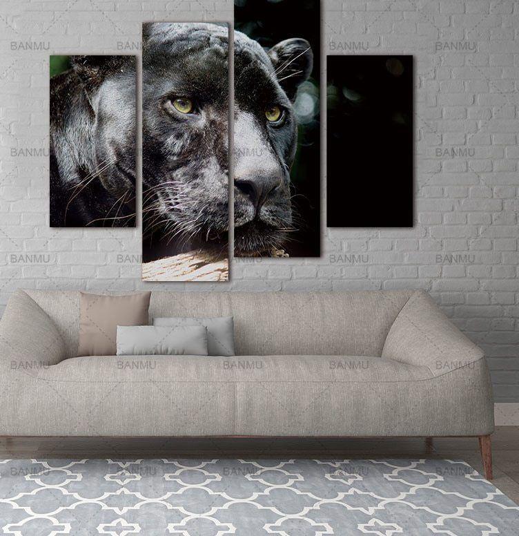 Hiasan Dalaman Rumah Studio Terbaik á ™ á ™ ༽lukisan Gambar Cetak Pada Hadiah Kanvas Gambar Hewan Untuk