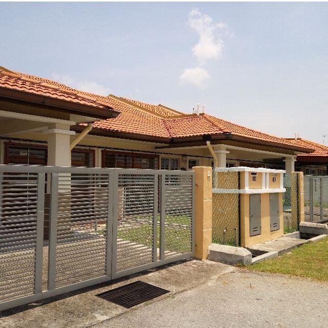 Hiasan Dalaman Rumah Teres 20x70 Baik 1km Sampai Unisel] Rumah Teres 1 Tingkat Kuala Selangor Property