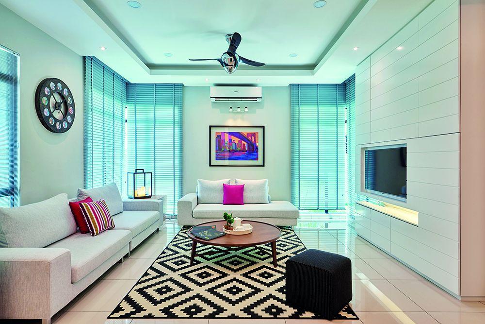 Hiasan Dalaman Rumah Teres Modern Terhebat Rr Tips Ruang Tamu Berkonsep Minimalis Malaysia S No 1