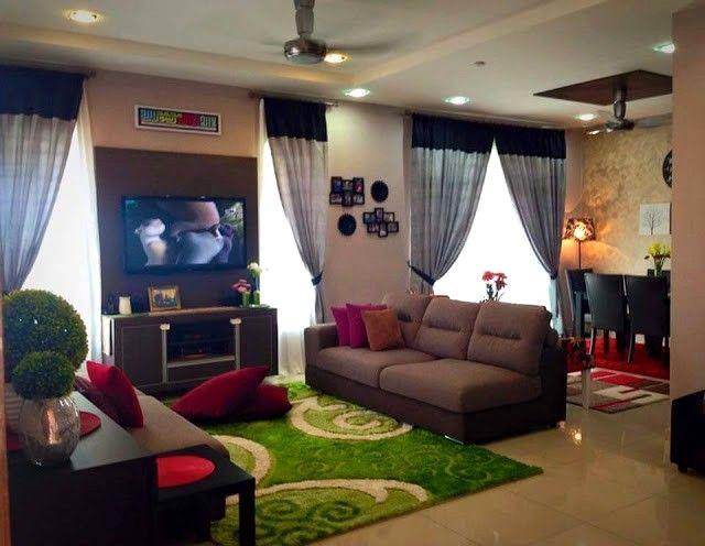 Hiasan Dalaman Rumah Teres Satu Tingkat Penting Hiasan Dalaman Ruang Tamu Yang Menyempurnakan Setiap Kediaman anda