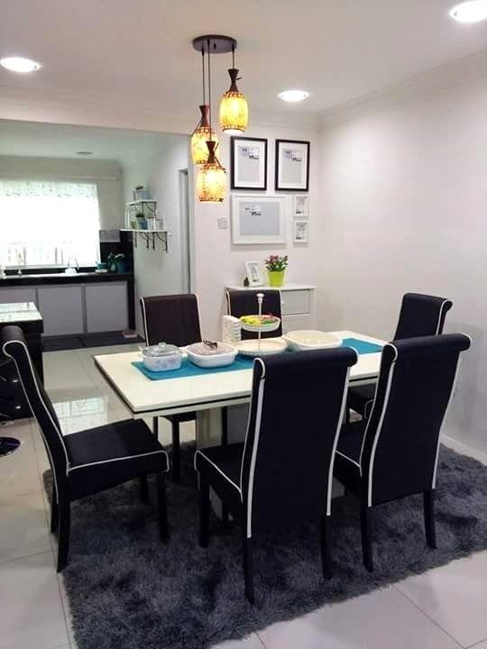 Hiasan Dalaman Rumah Teres Satu Tingkat Terhebat Renovasi Rumah Teres Kos Rendah Kepada Dekorasi Mewah Dan Moden Avec