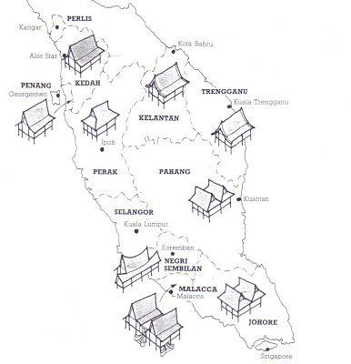 Rumah Bumbung Limas Terengganu