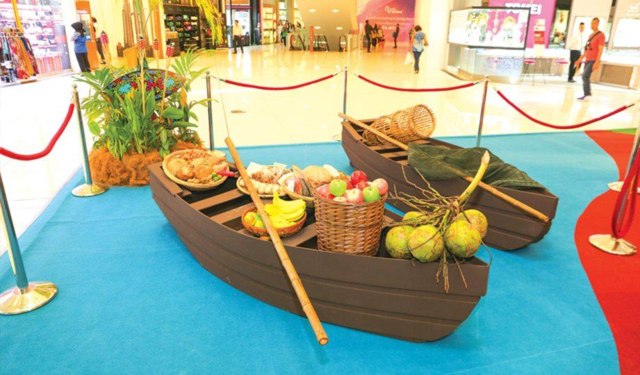Hiasan Dalaman Rumah Tradisional Melayu Hebat Kampung Dalam Bandar
