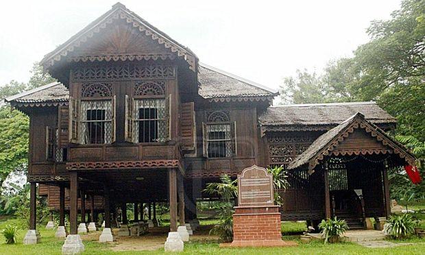 Hiasan Dalaman Rumah Tradisional Melayu Penting Utamakan Reka Bentuk Melayu Tradisional forum Utusan Line