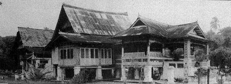 Hiasan Dalaman Rumah Tradisional Melayu Power Rumah Melayu Bahasa Indonesia Ensiklopedia Bebas