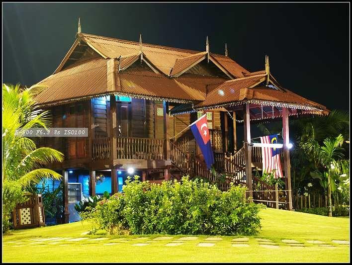Rumah Melayu Johor