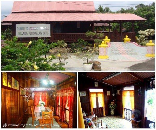 Hiasan Dalaman Rumah Tradisional Melayu Terhebat Rumah Melaka Warisan Melayu