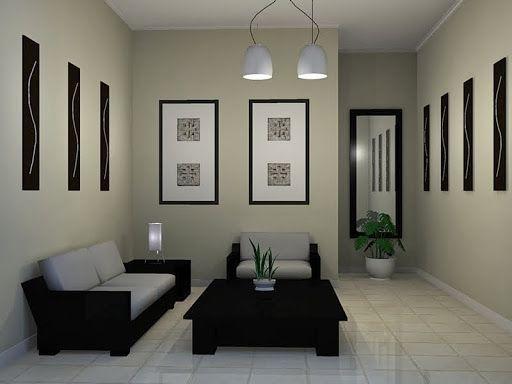 Hiasan Dalaman Rumah Yang Cantik Berguna Warna Cat Ruang Tamu Menarik Hati Idearumahidaman Ruangtamu