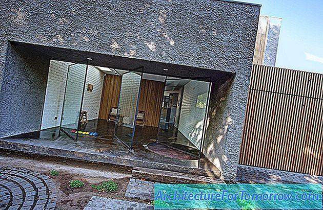 Hiasan Dalaman Rumah Yang Cantik Penting Rumah Moden Yang Menarik Dengan Hiasan Ringkas Di Melbourne