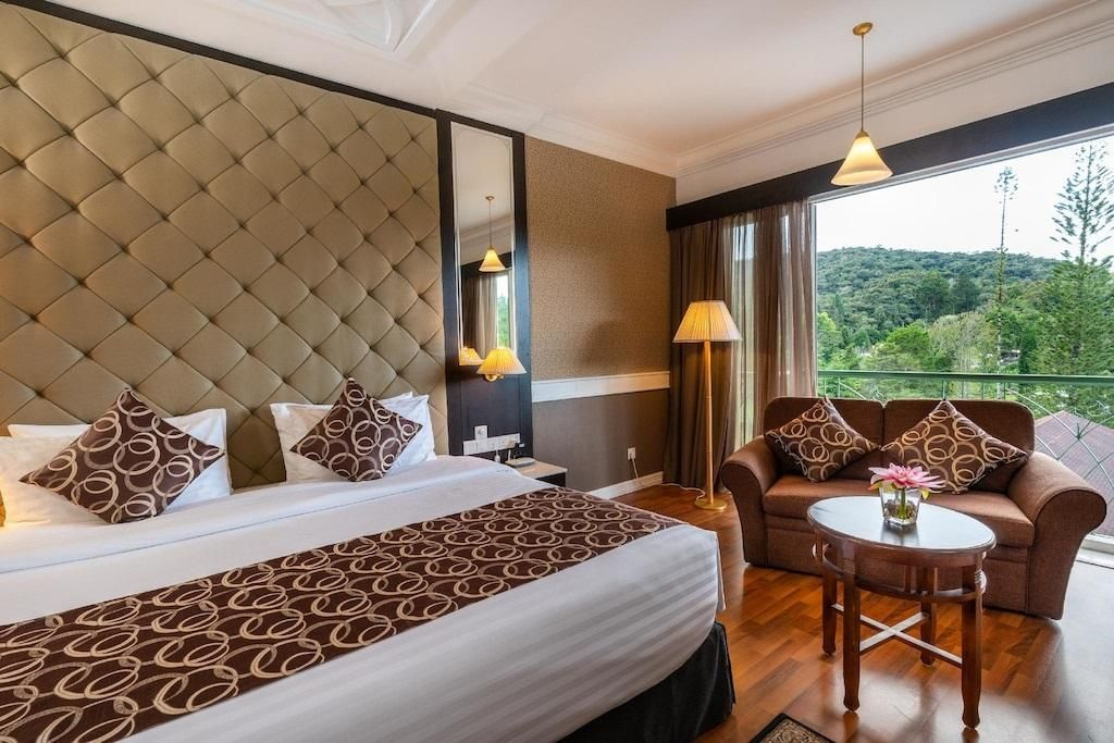 Hiasan Dalaman Spa Hebat Century Pines Resort Cameron Highlands Cameron Highlands – Harga