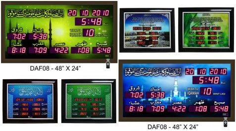 produk terkini yang kami pasarkan merupakan alat yang dipasang pada televisyen yang membantu menjadikan TV di masjid surau premis anda berfungsi 7 dalam