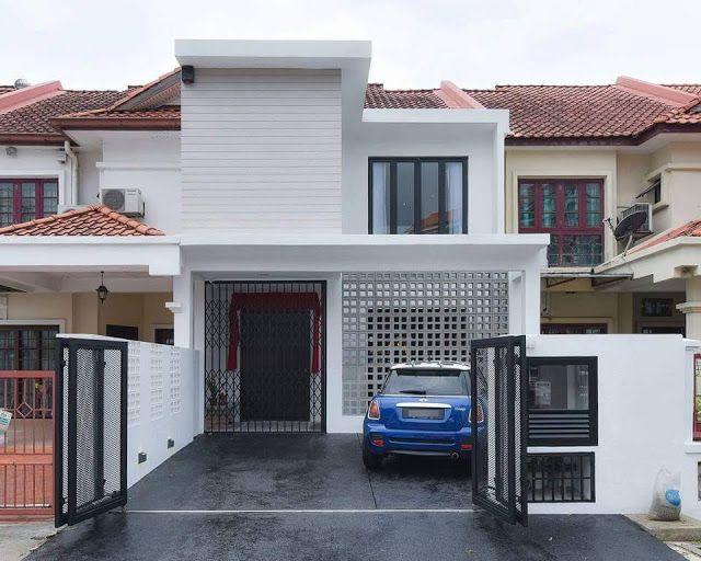 Hiasan Halaman Rumah Kampung Penting Rumah Kecil Tapi Dekorasi Macam Rumah Mewah