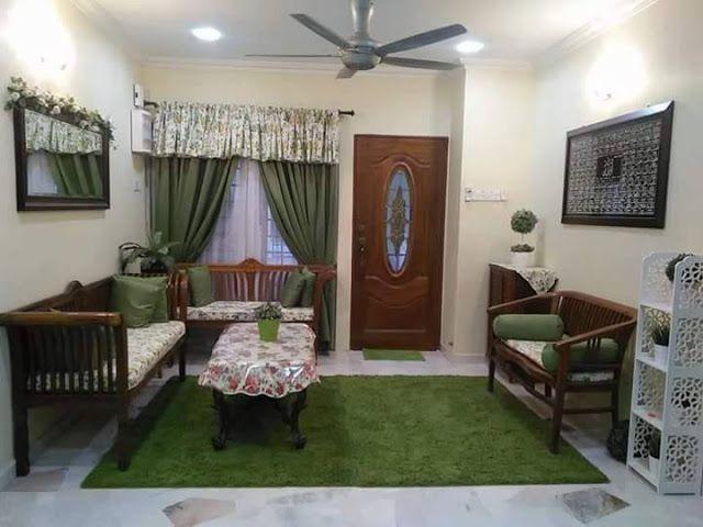 Hiasan Halaman Rumah Kampung Terhebat Hiasan Dalaman Ruang Tamu Yang Menyempurnakan Setiap Kediaman anda