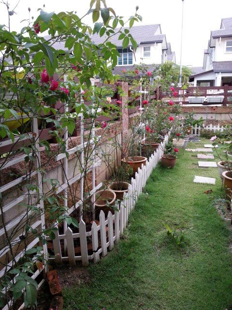 Jom Lihat Pelbagai Cara Bagi Hiasan Laman Rumah Kampung Deko Rumah