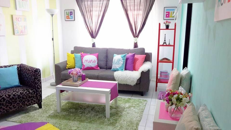 Hiasan Rumah Kecil Penting Idea Kreatif Dekorasi Ruang Tamu Kecil Di Rumah Kuarters
