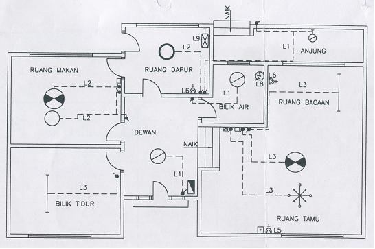 Lakaran Pelan Rumah Terhebat Sijil Kej Mekanikal Lukisan Dan Rekabentuk