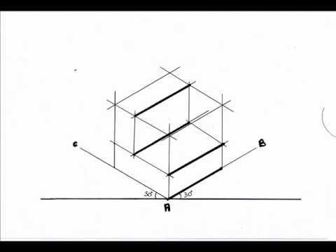Melukis Pelan Rumah Terbaik Cara Melukis Lukisan isometri