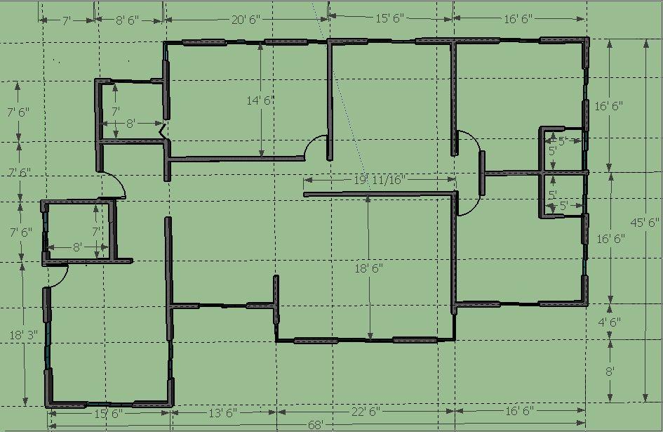 Anda nak bina sendiri dan tercari cari idea nak buat pelan Kalau berkenan boleh lah guna pelan design saya ni yang x seberapa ni