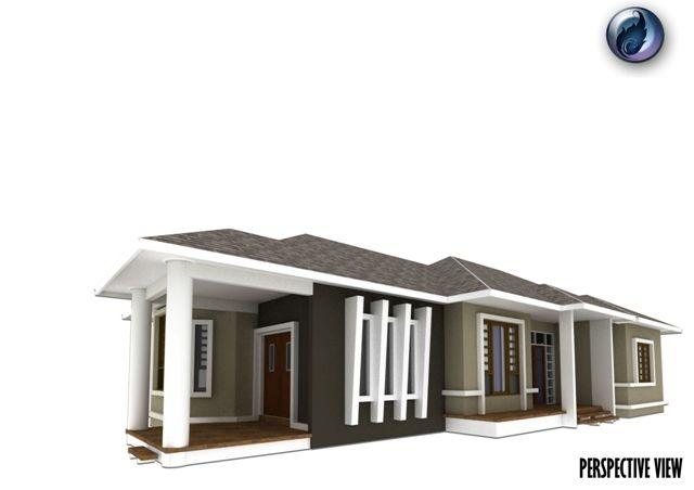 Pelan Arkitek Rumah Banglo 2 Tingkat Terbaik Spesifikasi Pelan Design