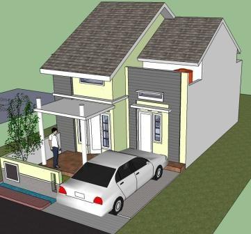 Pelan atap Rumah Baik Renovasi Murah Rumah Tipe 36 Eramuslim