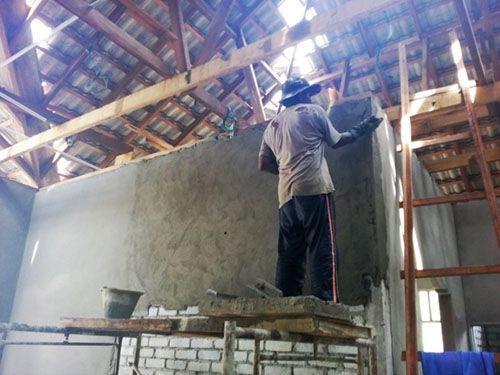 Tukang Rumah Bina Renovate Ubah suai dai pejabat bangunan di Kelantan