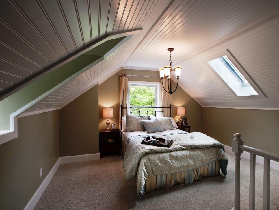 7 Perkara Perlu Tahu Untuk Ubah Ruang Dalam Bumbung Jadi Bilik Loteng