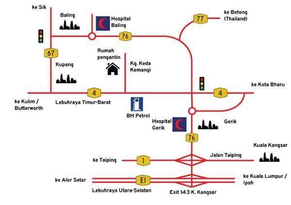 "Tq "" squall shinoda Contoh peta pengantin yg dilukis b serta kod laluan sekali"