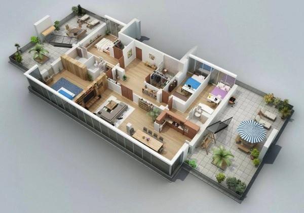 Pelan Lantai Rumah Banglo 5 Bilik Berguna Pelan Rumah Banglo Setingkat Ala Resort — Bradva Docefo