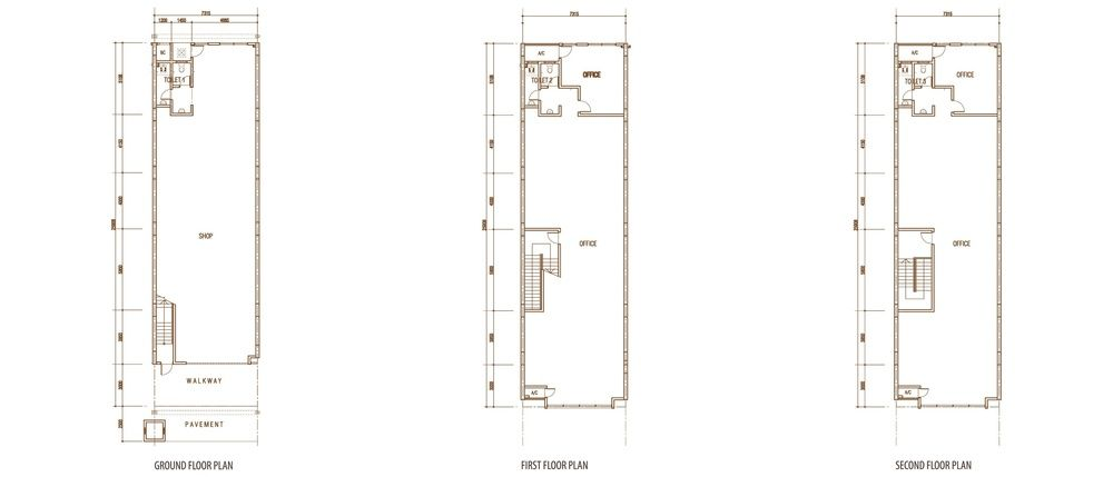 Adda Heights Adda Avenue 2 Type B Floor Plan