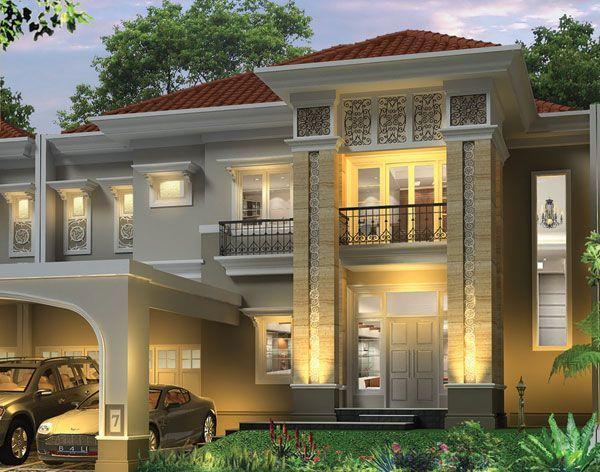 Pelan Lantai Rumah Banglo Menarik Model Rumah Klasik Modern Amerika Ada Beberapa Hunian Yang