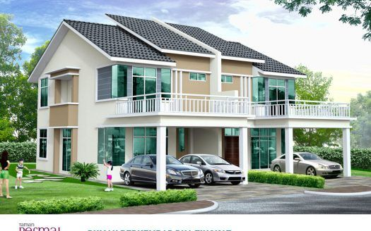 480 Cara Gambar Rumah 2 Lantai HD Terbaik